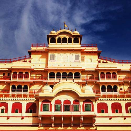 Jaipur Full Day Sightseeing