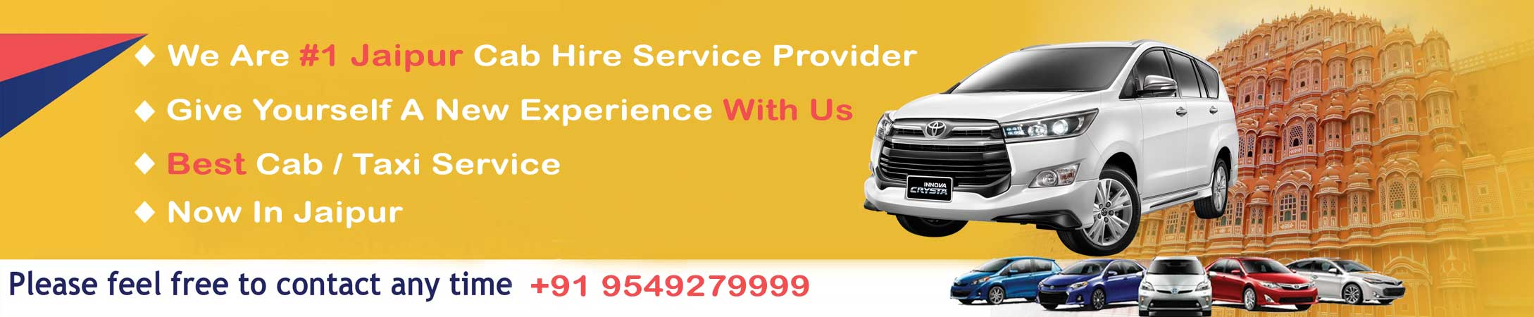 Car Hire Jaipur